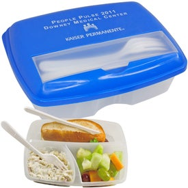 Personalized Lunch Containers On-the-Go
