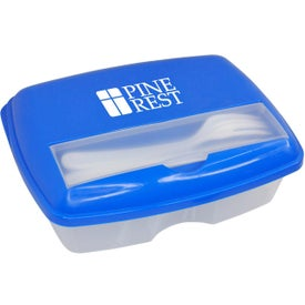 Lunch Containers On-the-Go with Your Logo