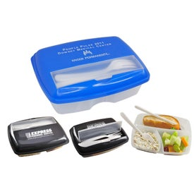 Branded Lunch Containers On-the-Go