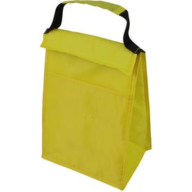 Logo Lunch Tote and Bottle Combo Pack