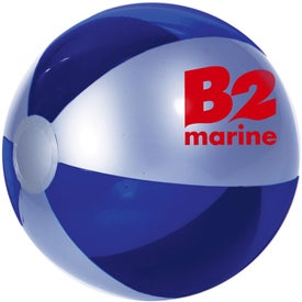 Luster Tone Beach Ball for Advertising