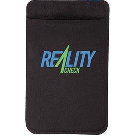 Lycra Mobile Device Pocket Giveaways