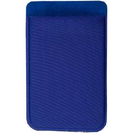 Imprinted Lycra Mobile Device Pocket