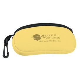 M-ROD Eyeglass Case for Advertising