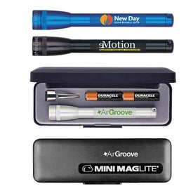 M3A Mini Mag Lite (2AAA, Digitally Printed)