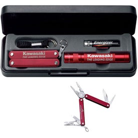 Mag-Lite Solitaire with Multi-Function Mini Tool