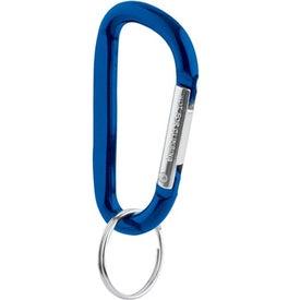 Magellan Carabiner Clip for Marketing