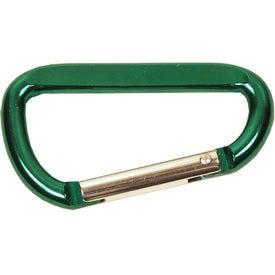 Magellan Carabiner Clip for Advertising