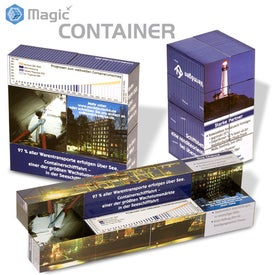 Magic Container with Your Logo