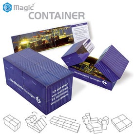 Magic Container for Marketing