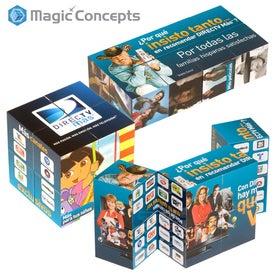 Imprinted Magic Small Krazy Cube