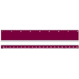"8"" Magnifying Ruler"