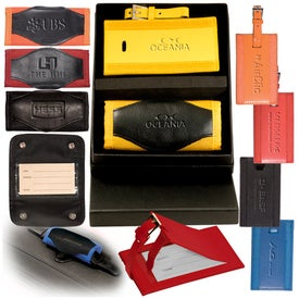Personalized Majestic Luggage Tag/Spotter Combo