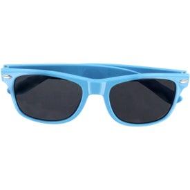 Malibu Sunglasses Imprinted with Your Logo