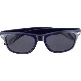 Printed Malibu Sunglasses