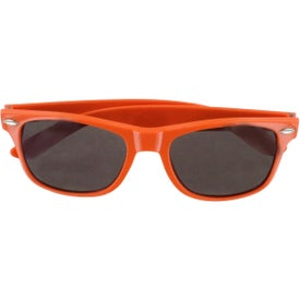 Malibu Sunglasses for Advertising