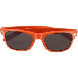 Malibu Sunglasses for Advertising