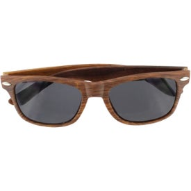 Malibu Sunglasses (Wood)