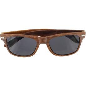Malibu Sunglasses (Wood)