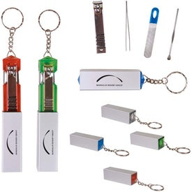 Promotional Manicure Set To-Go