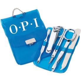 Manicure Set with Scissors