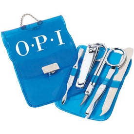 Manicure Set with Scissors with Your Logo