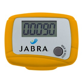 Customized Custom Marathon Pedometer