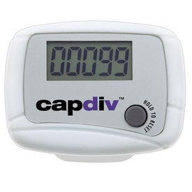 Custom Marathon Pedometer Branded with Your Logo