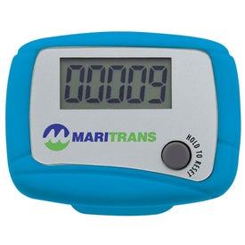 Customized Custom Marathon Pedometer