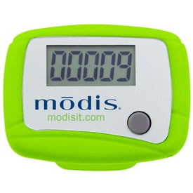 Custom Marathon Pedometer for Promotion