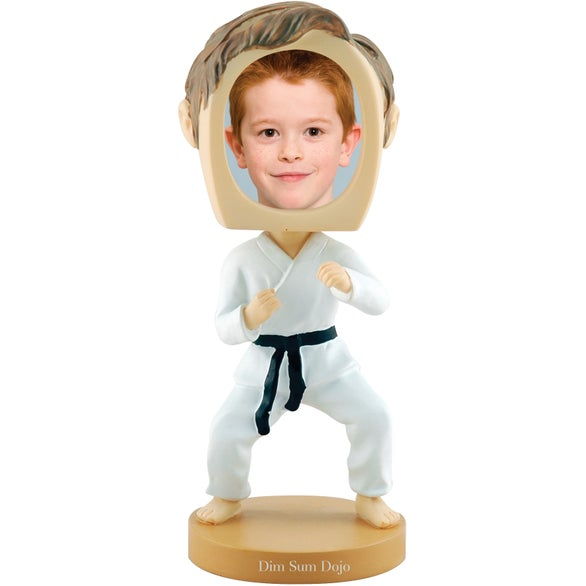 Martial Arts Single Bobble Heads
