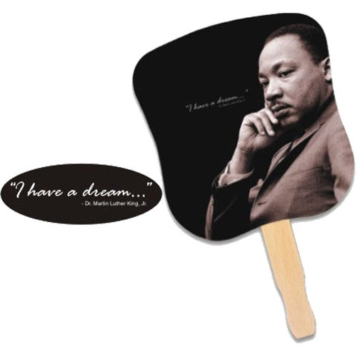 Dr. Martin Luther King, Jr. Hand Fan