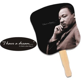 Dr. Martin Luther King, Jr. Hand Fans