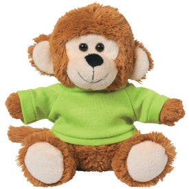 "Marvelous Monkey with Shirt (6"")"