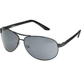 Maverick Sunglasses with Your Slogan
