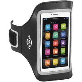 Branded Max Performance Smartphone Armband