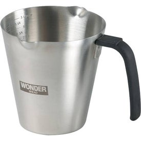 Logo Measuring Cup - 4 Cup