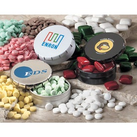Branded Medallion Mint Tins