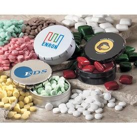 Branded Medallion Mint Tins