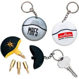 Medallion Tool Kit / Key Ring