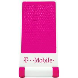 Custom Media Lounger Phone Stand