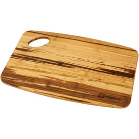 Medium Grove Bamboo Cutting Board