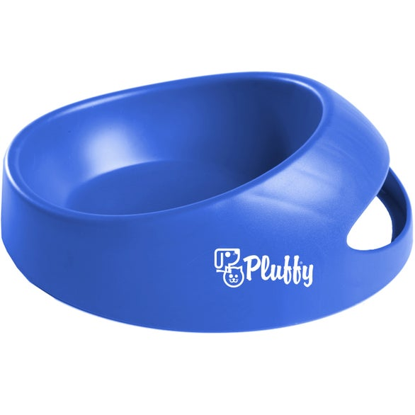 Blue Medium Scoop-it Bowl