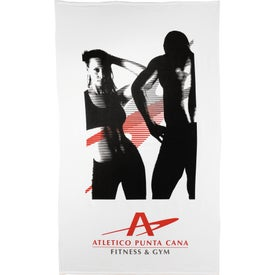 Custom Medium Weight Beach Towel
