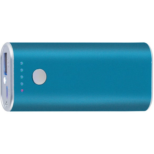 Blue Mega-Charge Power Bank