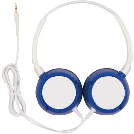 Mega Headphones Printed with Your Logo