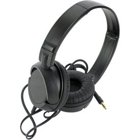 Mega Headphones Branded with Your Logo