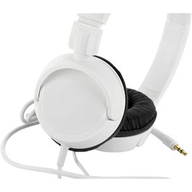 Mega Headphones for Advertising