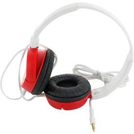 Mega Headphones for Marketing
