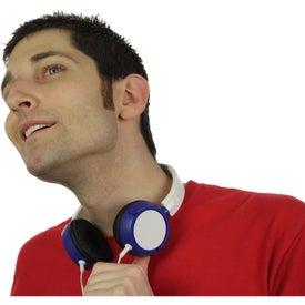Logo Mega Headphones